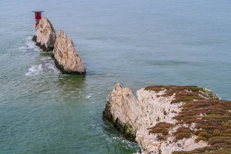 Foto Natur The Needles Isle of Wight