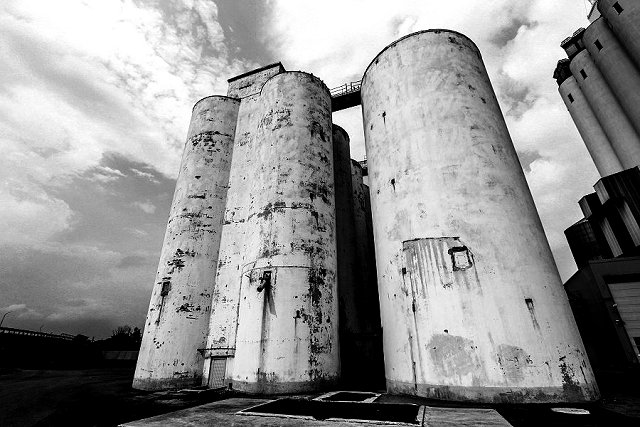 Foto Urban Exploration Silos